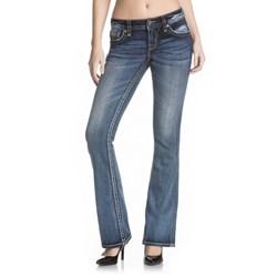 Rock Revival - Womens Julee B234 Bootcut Jeans