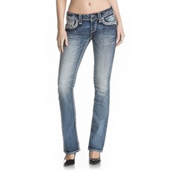 Rock Revival - Womens Hettie B204 Bootcut Jeans