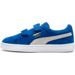 PUMA - Pre-School Suede 2 Straps Shoes