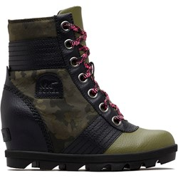 Sorel - Youth Unisex Youth Lexie Wedge Camo Non Shell Boot