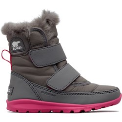 Sorel - Youth Unisex Little Childrens Whitney Velcro Non Shell Boot