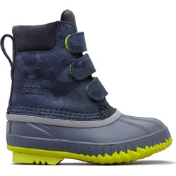 Sorel - Youth Unisex Little Childrens Cheyanne Ii Velcro Shell Boot