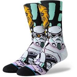 Stance - Mens Warped Chewbacca Socks