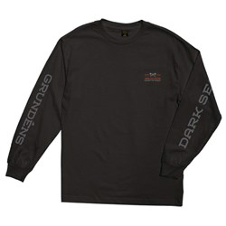 Dark Seas - Mens Surface Waves Long Sleeve T-Shirt