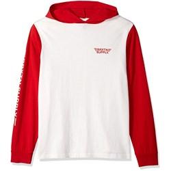 Brixton - Mens Pinion L/S Hooded Knit Shirt