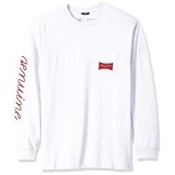 Brixton - Mens Ramsey Ii L/S Pkt T-Shirt