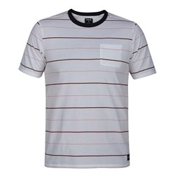 Hurley - Mens Dri-Fit Straya Stripe T-Shirt