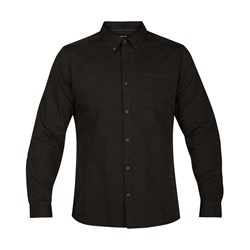 Hurley - Mens One & Only 2.0 Long Sleeve Woven Shirt