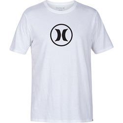 Hurley Mens Df Circle Icon T-Shirt