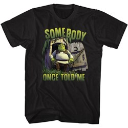 Shrek Mens Somebody T-Shirt