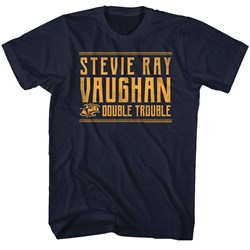 Stevie Ray Vaughan - Mens Srvanddt T-Shirt