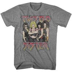 Twisted Sister - Mens Twisted Sister T-Shirt