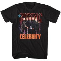Nsync - Mens Celebrity T-Shirt