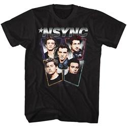 Nsync - Mens Heads T-Shirt