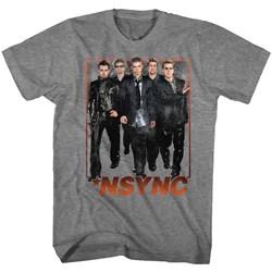 Nsync - Mens Struttin T-Shirt