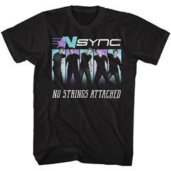 Nsync - Mens Blue Purple T-Shirt
