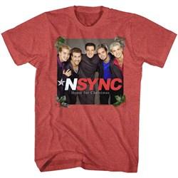 Nsync - Mens Nsync For Christmas T-Shirt