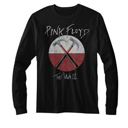 Pink Floyd - Mens Hammas Long Sleeve T-Shirt