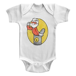 Popeye - unisex-baby Baby Popeye Onesie