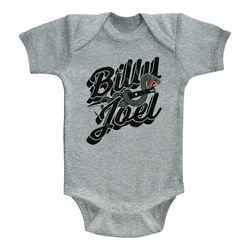 Billy Joel - unisex-baby Only The Good Onesie