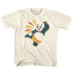 Kung Fu Panda - unisex-child Kicky Boy T-Shirt