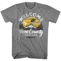 Far Cry - Mens Hope County T-Shirt