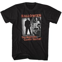 Halloween - Mens The Night T-Shirt