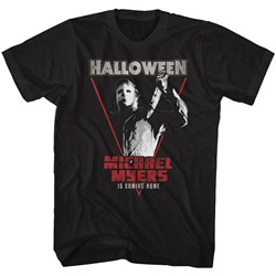 Halloween - Mens Michael Coming Home T-Shirt