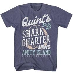 Jaws - Mens Quints T-Shirt