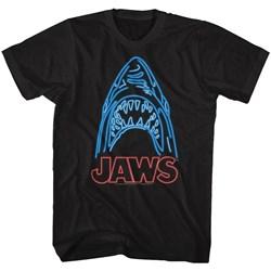 Jaws - Mens Neon T-Shirt