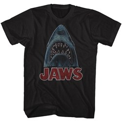 Jaws - Mens Be-Dazzled T-Shirt