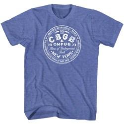 Cbgb - Mens Cbgbcircle T-Shirt