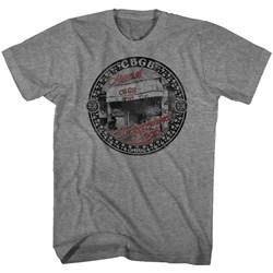 Cbgb - Mens Circle Scene T-Shirt