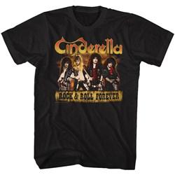 Cinderella - Mens Dudes Forever T-Shirt
