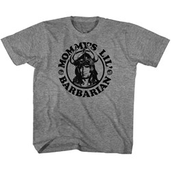 Conan - unisex-baby Mommy'S Barbarian T-Shirt