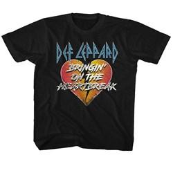Def Leppard - unisex-baby Bringin T-Shirt