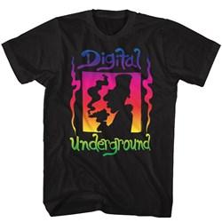 Digital Underground - Mens Du Gradient T-Shirt