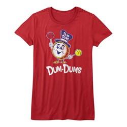 Dum Dums - Womens Drumman T-Shirt