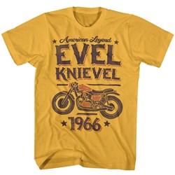 Evel Knievel - Mens Evel Legend T-Shirt