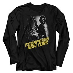 Escape From New York - Mens Escape Ny Long Sleeve T-Shirt