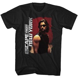 Escape From New York - Mens Kurt Russel Pose T-Shirt