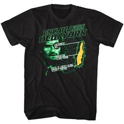 Escape From New York - Mens Radar Snake T-Shirt