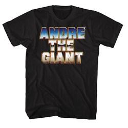 Andre The Giant - Mens Chrome T-Shirt