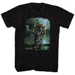 Bionic Commando - Mens Damaged Road T-Shirt