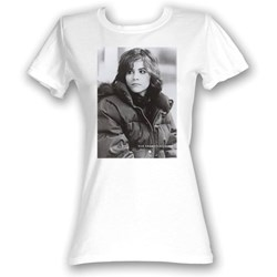 Breakfast Club, The - Alison Womens T-Shirt In White V-Neck