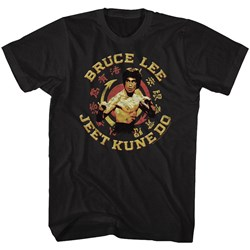 Bruce Lee - Mens Jkd Master T-Shirt