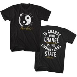 Bruce Lee - Mens Blchange T-Shirt