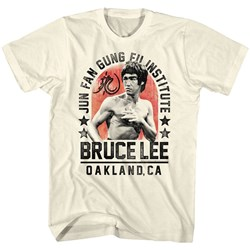 Bruce Lee - Mens Junfangungfu T-Shirt