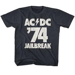 Ac/Dc - unisex-child Jailbreak T-Shirt