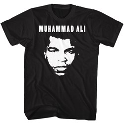 Muhammad Ali - Mens Of All Time T-Shirt In Black